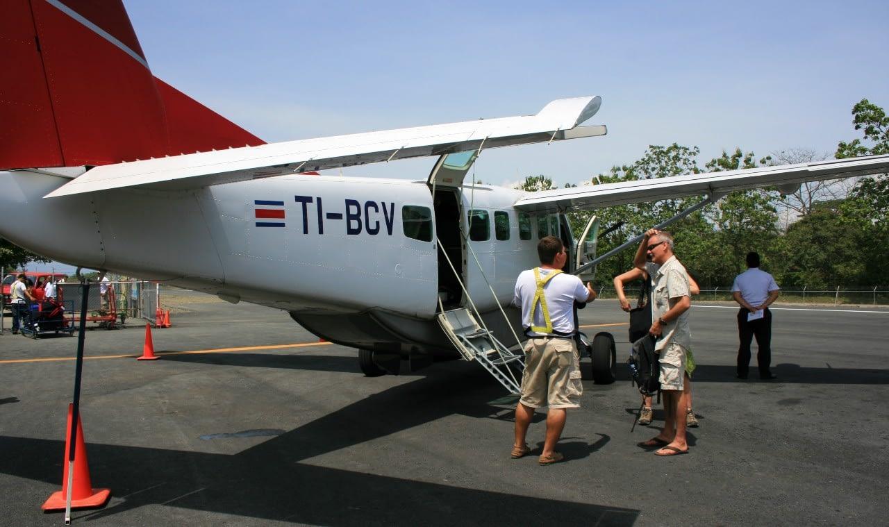 Sansa aircraft