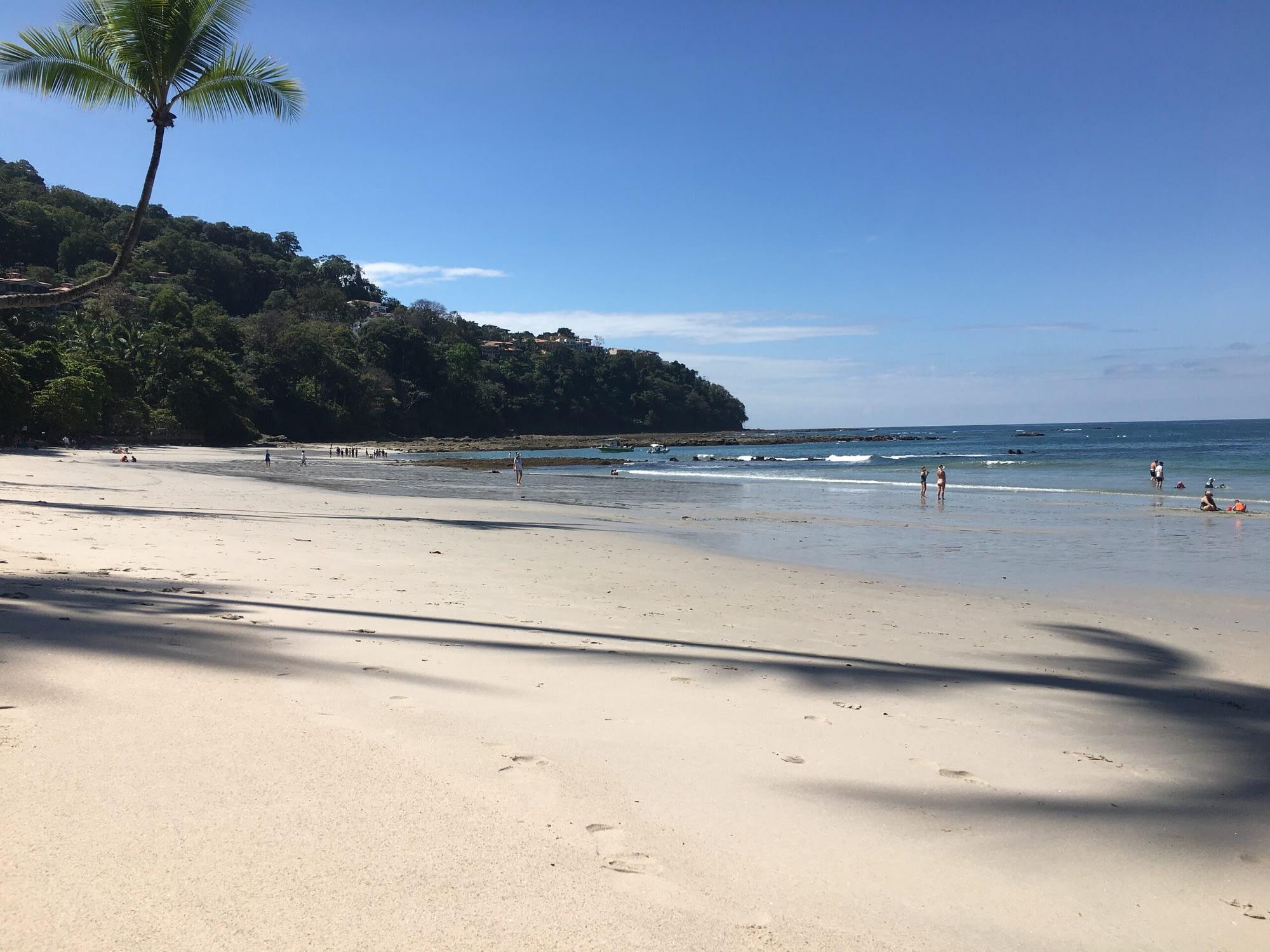 Playa Blanca, a beautiful hidden beach near Jacó