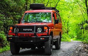 Toyota 4x4