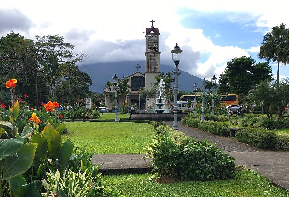 La Fortuna Iglesia